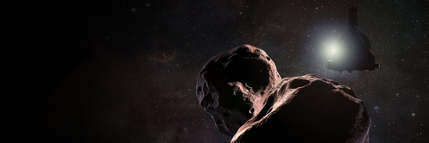 The New Horizons spacecraft flew past the dwarf planet Pluto and its moons in July 2015. Next up is a New Year's 2019 flyby of Kuiper Belt object Ultima Thule.