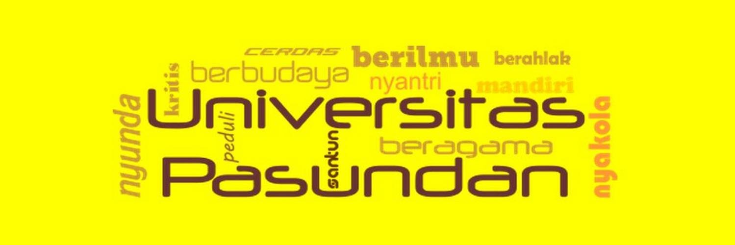 Universitas Pasundan's official Twitter account
