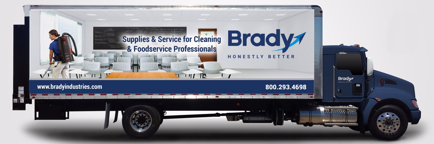 Brady Industries (@Bra...