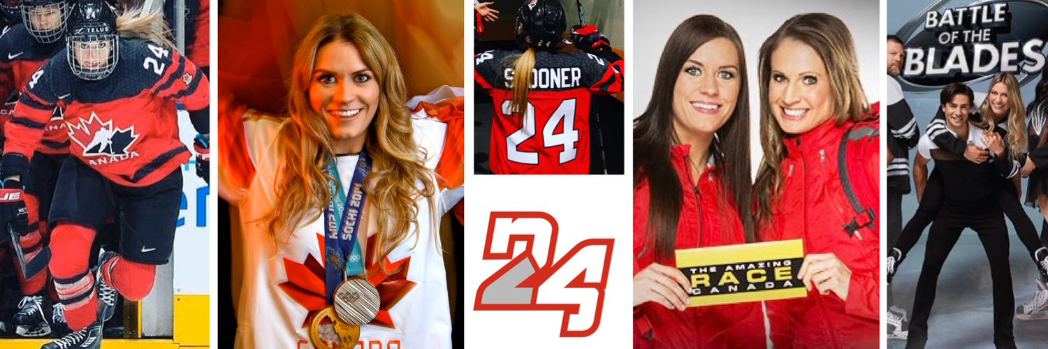 🏒2014 Olympic Gold, 2018 Olympic Silver. 🏃🏼♀️Amazing Race Canada S2! ⛸Battle of the Blades #TeamSpoje 🙆🏼♀️The Ohio State University! OH!