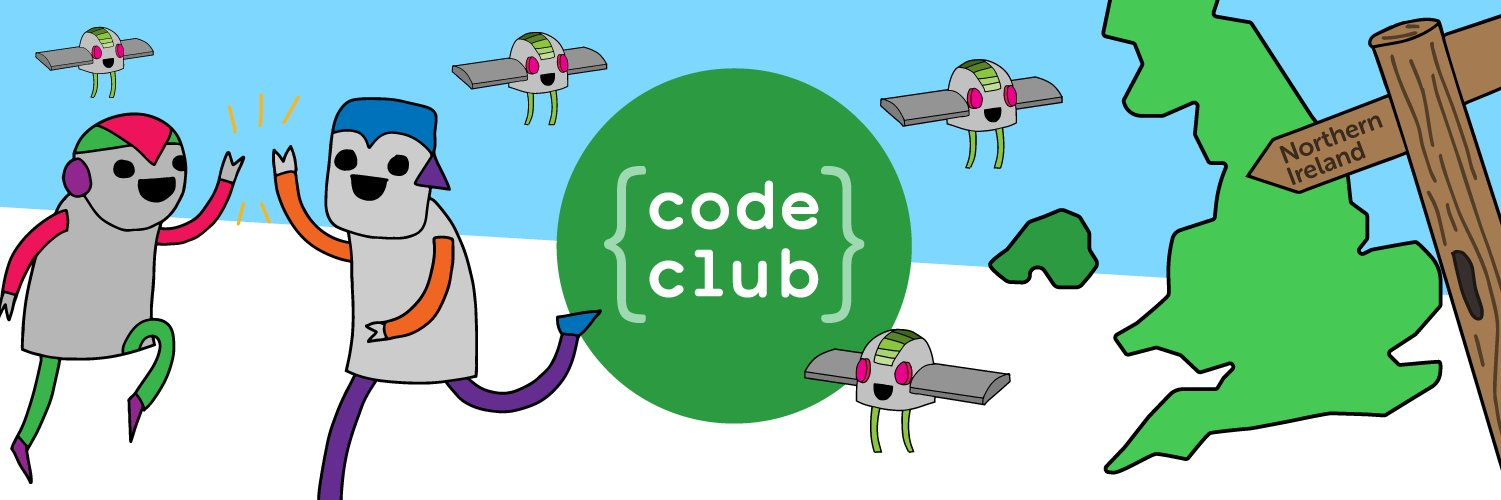 Is your #TimetoCode @CodeClubNI currently paused? In conjunction with @bitcni we are launching a 6-week programm… https://t.co/UROJPgvGtX