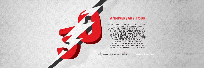 Melbourne based, New Zealand born rock band
