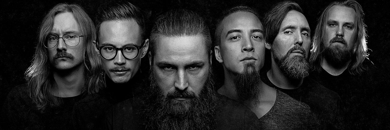 Six man / twentynine stringed melodic death metal band from Sweden! Listen: open.spotify.com/artist/4OKiVSs…. Account run by @PeterDespite.