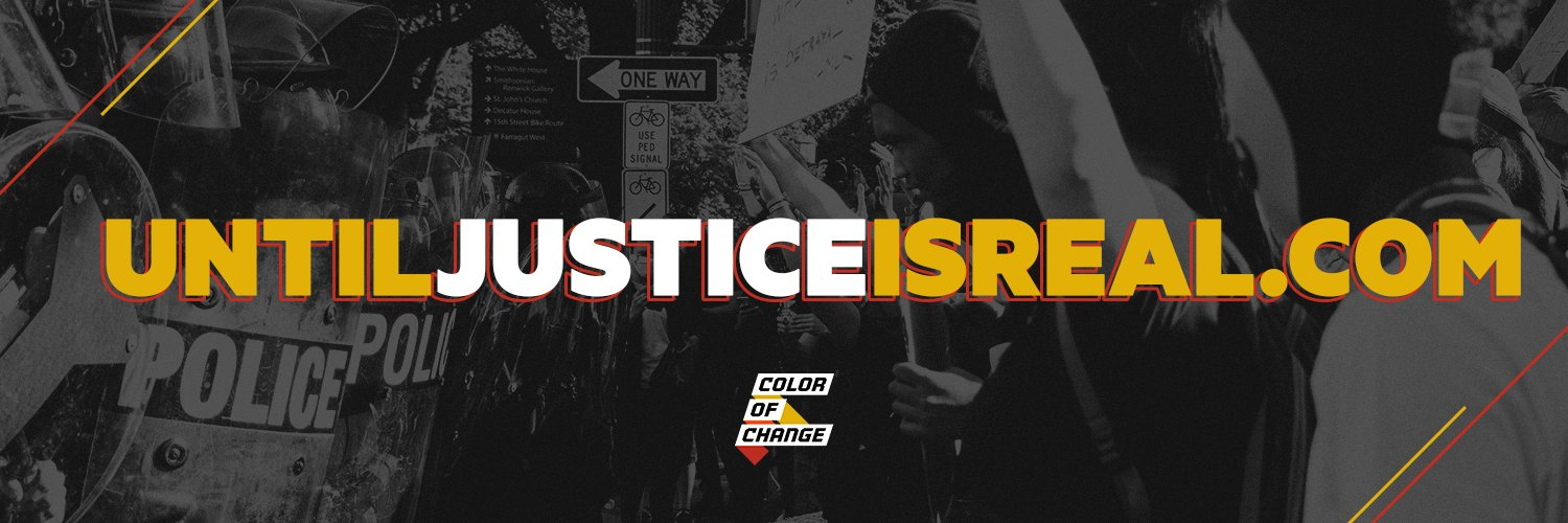 We design campaigns powerful enough to end practices that unfairly hold Black people back, & champion solutions that move us all forward. #UntilJusticeIsReal.