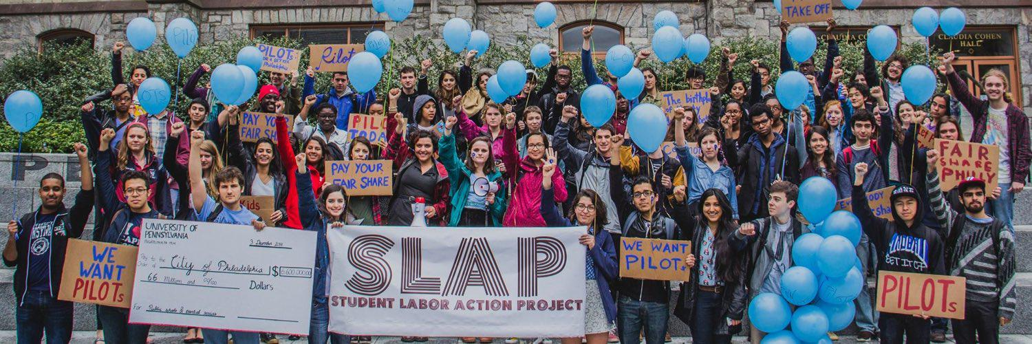 Penn SLAP supports the growing student movement for economic justice by making links between campus and community organizing, providing skills training to build