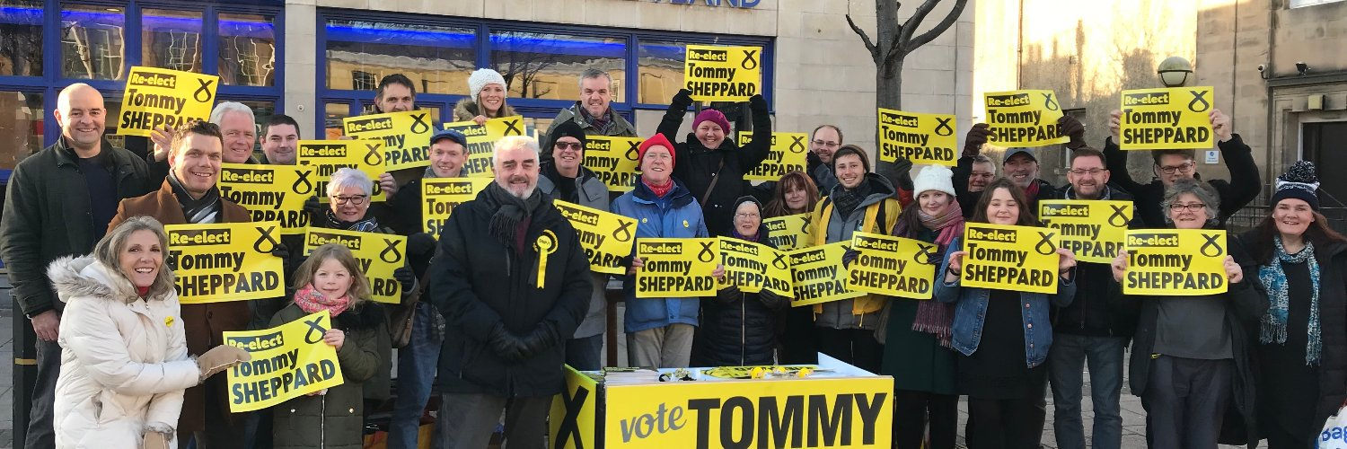 Tommy Sheppard MP (@TommySheppard) on Twitter banner 2011-04-11 16:07:33