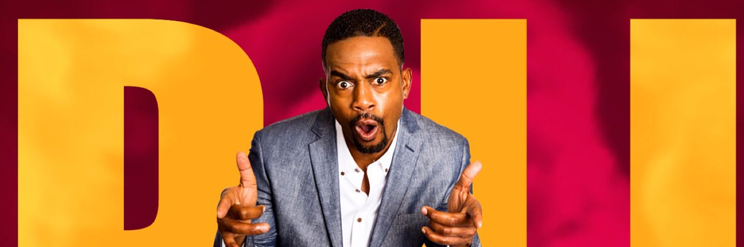 The Official Bill Bellamy Tweet Spot! A Fun Place To Get Your Laugh On!!