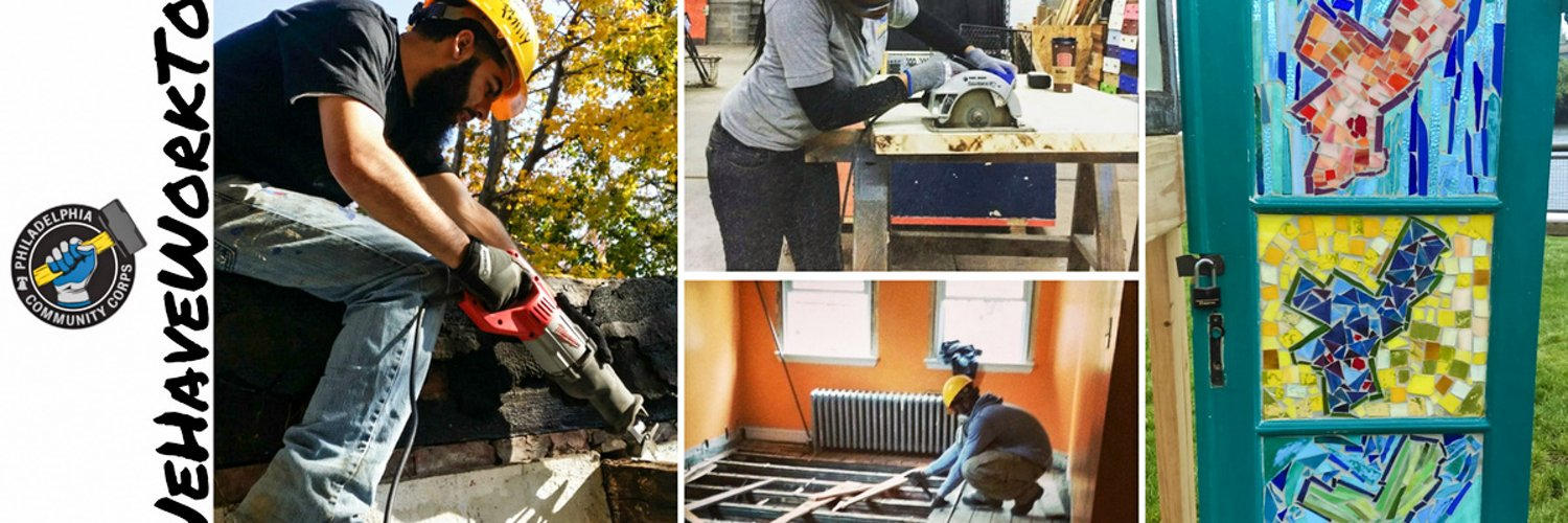 Philly's ONLY deconstruction job training program🛠 Visit our store for reclaimed building materials, vintage homegoods & architectural salvage! 267-831-3124