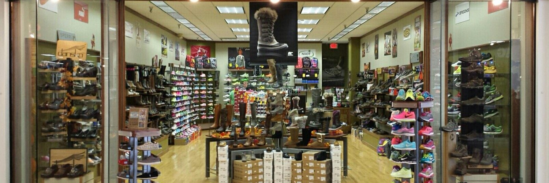 Tradehome Shoe Store