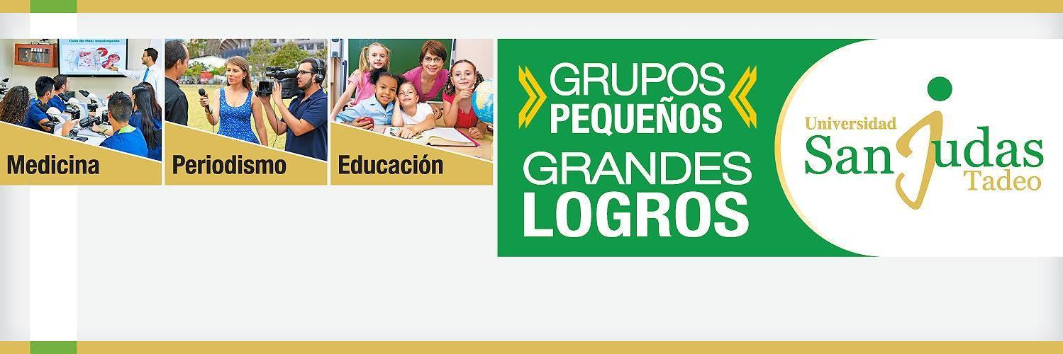 Universidad Federada San Judas Tadeo's official Twitter account