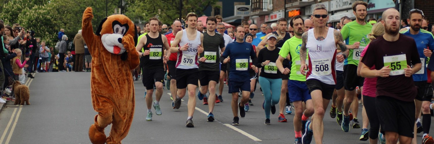 We've gone virtual in 2020! Take on a 1k, Mile, 5k, 5mile, 10k, 10mile, Half Marathon or Marathon. 23rd May-1st July. Normally a 3-day event but for Covid19!