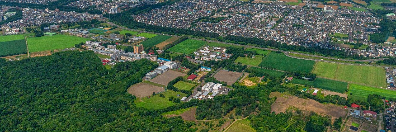 Rakuno Gakuen University's official Twitter account