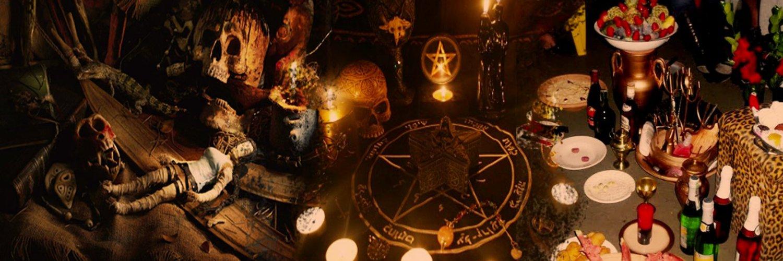 Школа черной магии гадания на судьбу на картах в картинках
