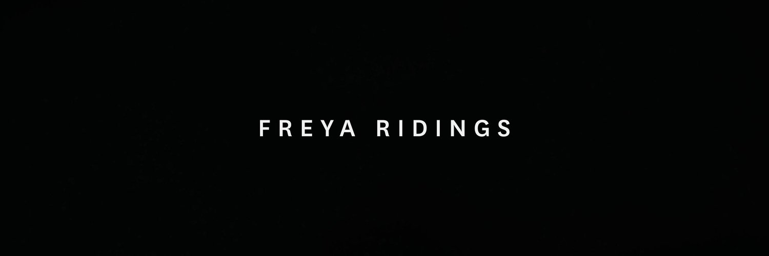 Love Is Fire!✨ Listen here: freyaridings.lnk.to/LoveIsFire
