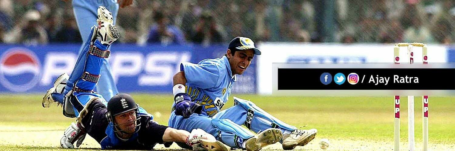 SLIDING is integral part of Fielding in modern day cricket n practice sessions r equally enjoyable too. #ajayratra… https://t.co/aLMWypV1mJ