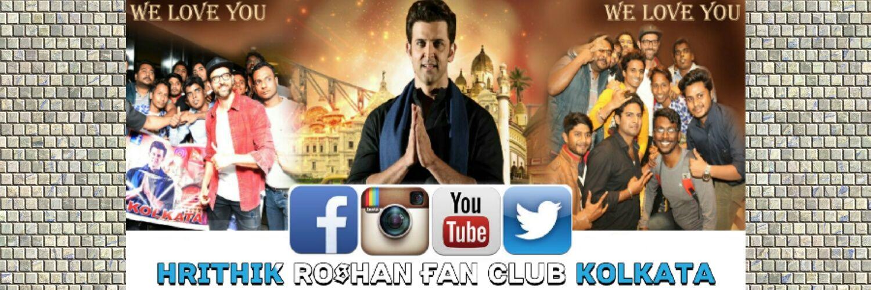 Hrithik Roshan Fan Club Kolkata