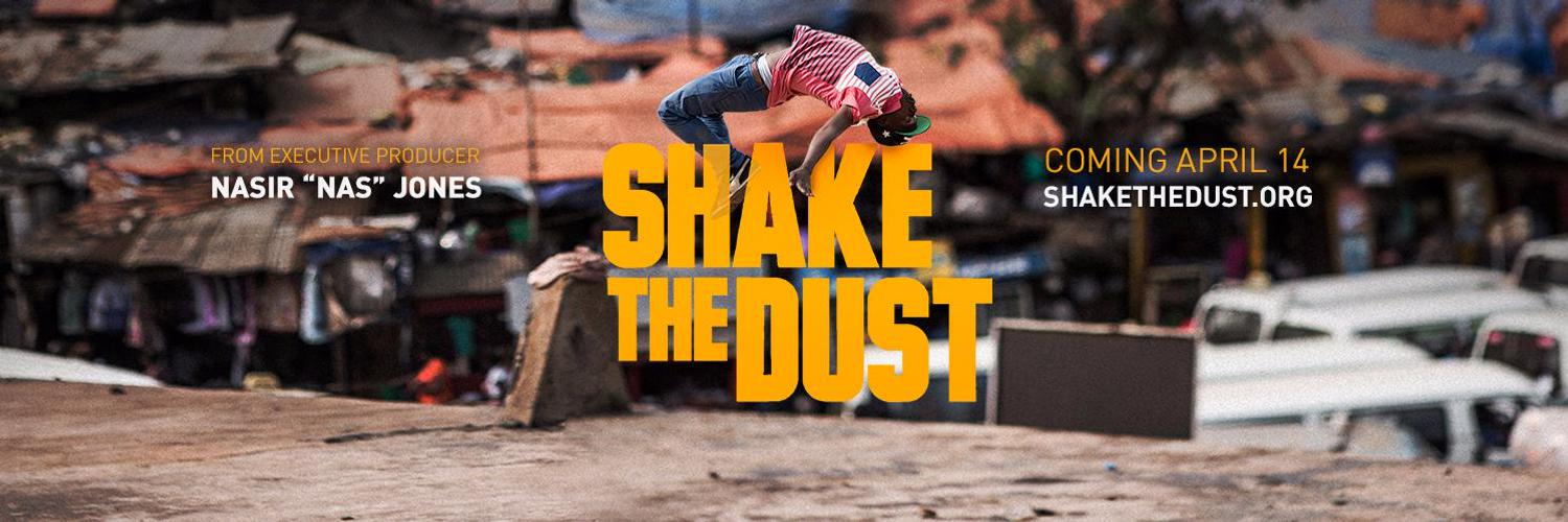 From executive producer & rapper NAS and journalist-turned-filmmaker Adam Sjöberg, Shake the Dust chronicles the influence of breakdancing around the world.