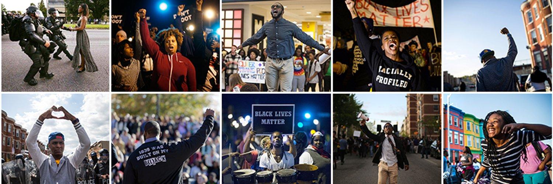 We're The Creators of #JusticeForFlint, Blackout Festival, #BlackoutBlackFriday, #MLKNow + More.