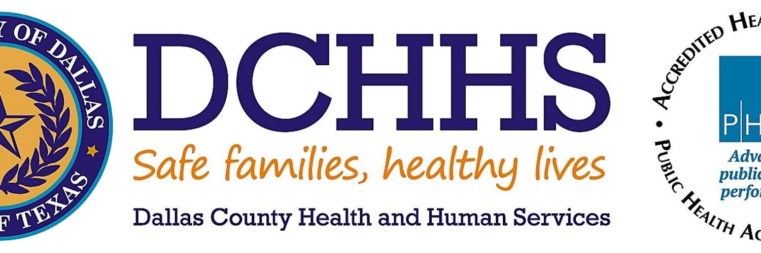 Official Twitter account for Dallas County Health and Health & Human Services - the health department for Dallas County. For assistance: 214-819-2000
