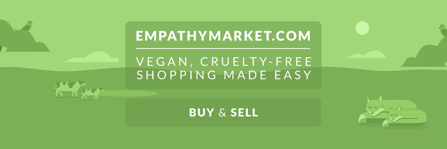 Online marketplace for vegan, cruelty-free products. (Marketplace is on pause for now, but we still love sharing vegan and sustainability related content!)
