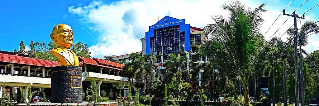 Universitas Sam Ratulangi's official Twitter account