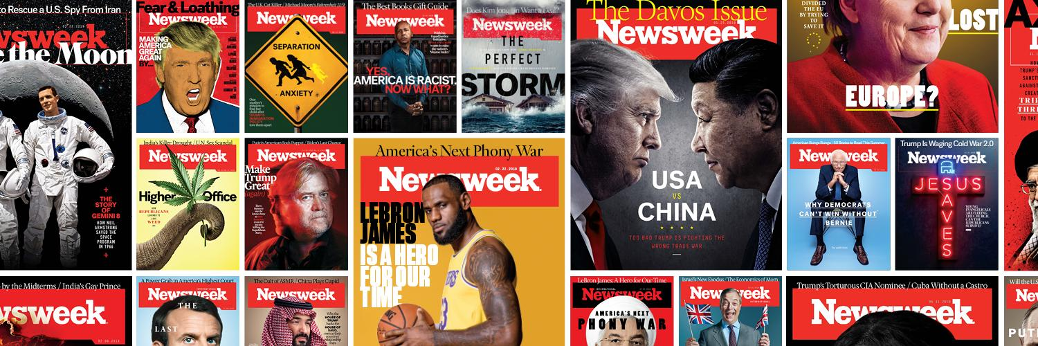 Nearly 60 percent of Americans disapprove of Donald Trump's handling of race relations, poll says newsweek.com/nearly-60-perc…
