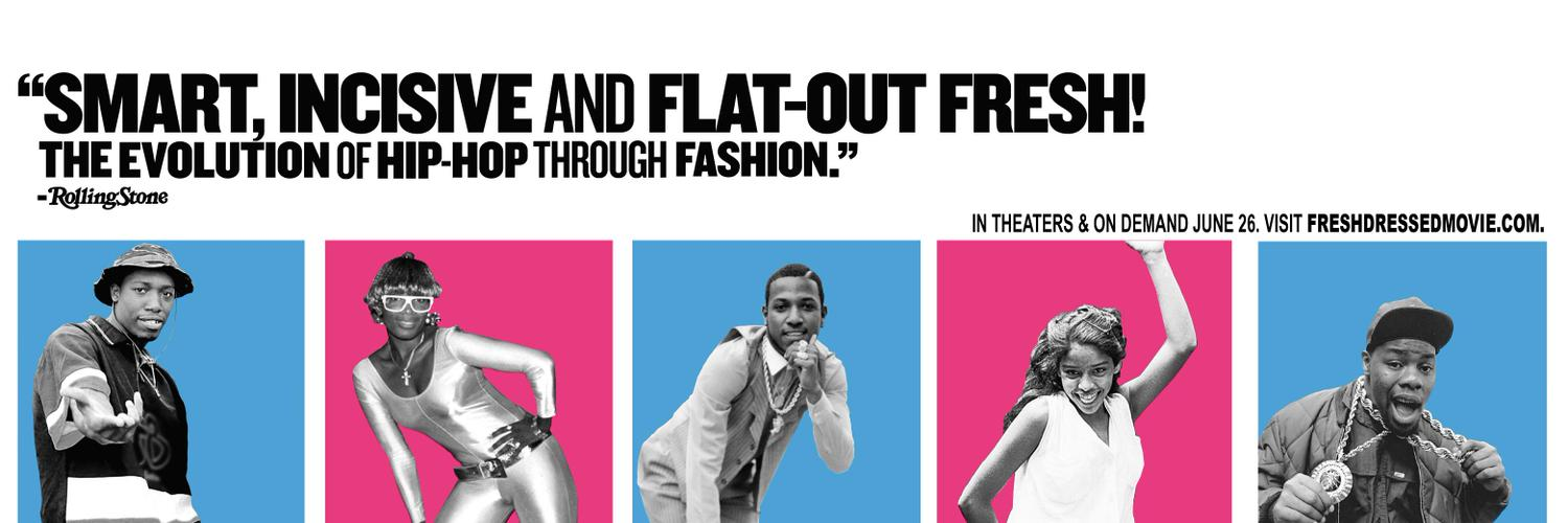 The history of hip-hop fashion, directed by Sacha Jenkins. A @MassAppeal production presented by @GoldwynFilms & @StyleHaul. On @iTunes: itun.es/i6SJ2fb