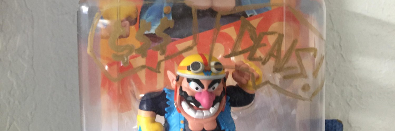 I like video games. I tweet deals which may contain affiliate links. As an Amazon Associate I earn from qualifying purchases. Epic Creator Tag: Wario64