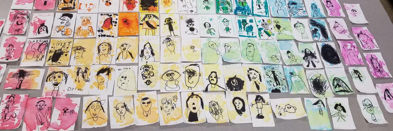Artist/ Balto. Co Public SchoolTeacher 2016 MAEA BCPS New Elementary Art Teacher