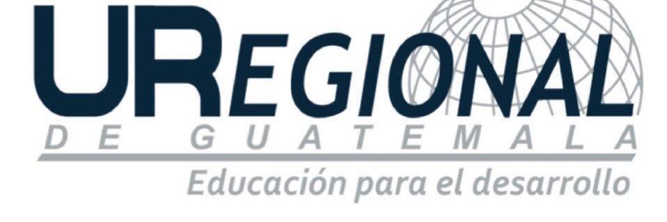 Universidad Regional de Guatemala's official Twitter account