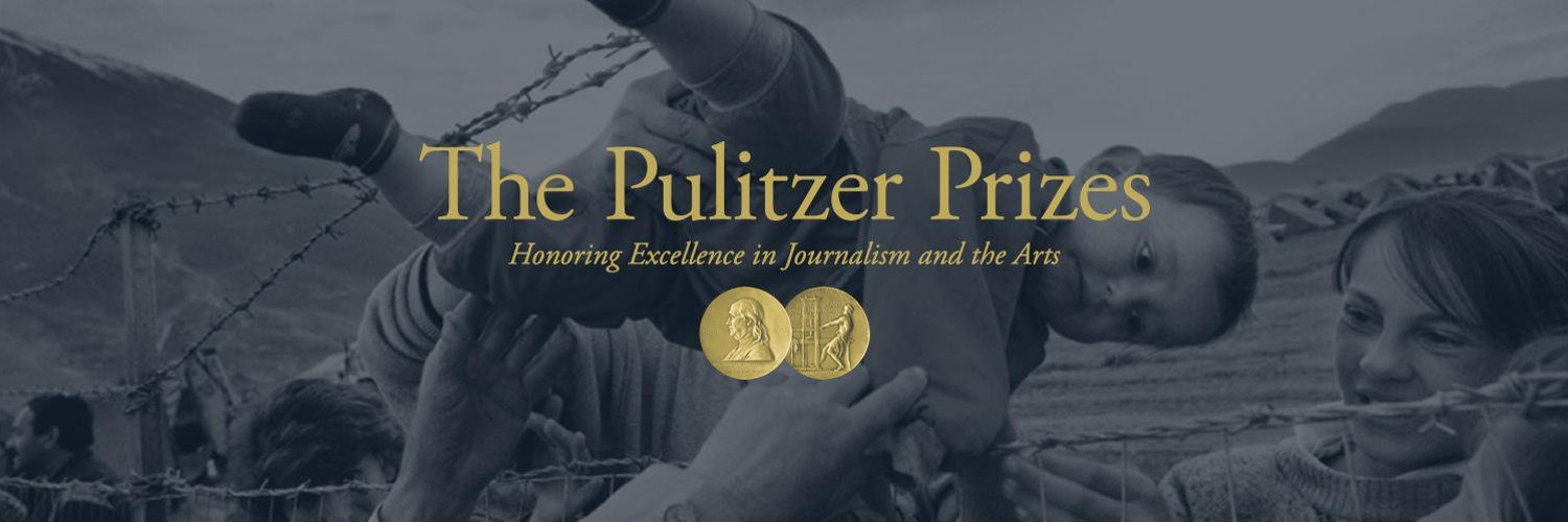 It's our 102nd year honoring excellence in journalism and the arts. Visit us on pulitzer.org #Pulitzer