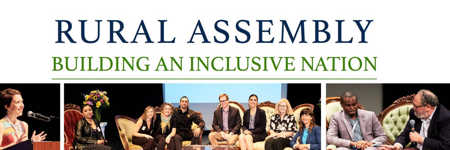 The Rural Assembly is a movement of people and organizations devoted to building a stronger, more vibrant rural America.