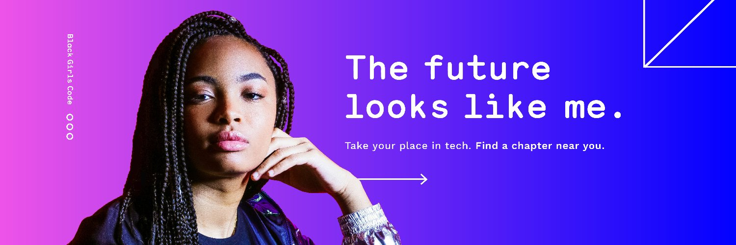 Our goal is to empower young women of color ages 7-17 to embrace the current tech marketplace as builders + creators.