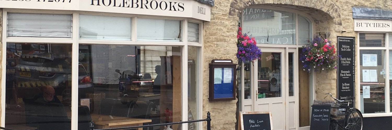 Holebrooks Fine Food is a butchers and deli set in the beautiful old market Dorset town of Sturminster Newton