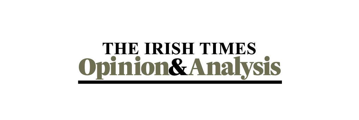 Government needs to act on promise of electoral commission irishtimes.com/opinion/govern… via @IrishTimesOpEd