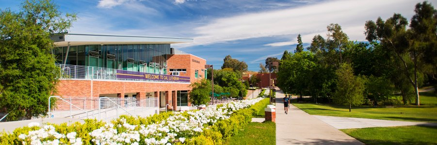 California Lutheran University's official Twitter account