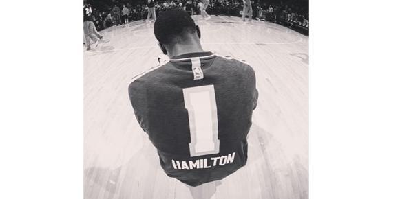 Jordan Hamilton