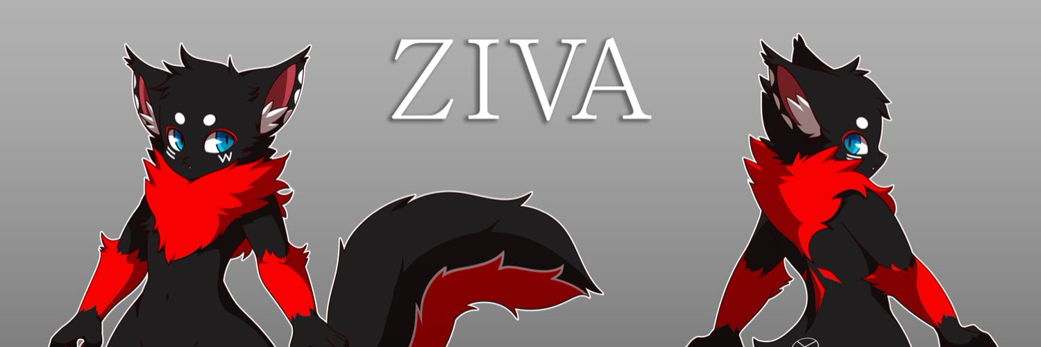 Fursuiter/Fursuit Ziva's owner/Not good at english🙏/🖼️ : Profile&Header picture @aw008166
