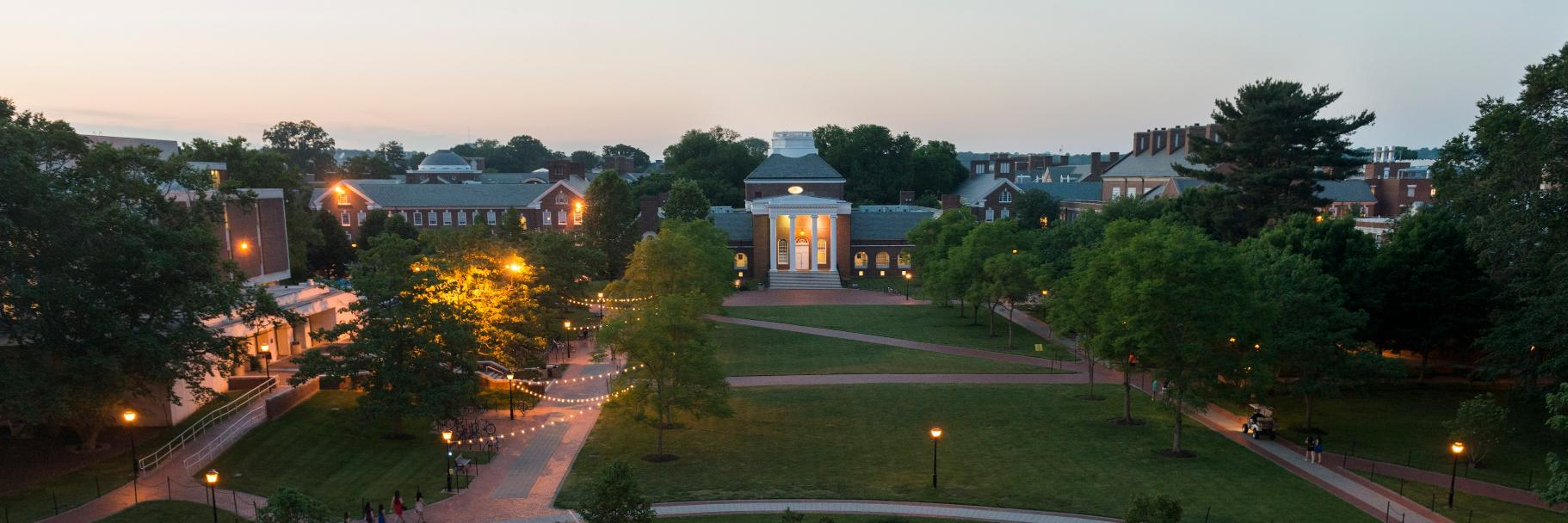 University of Delaware's official Twitter account