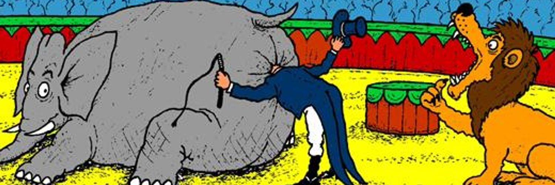 Прикольные картинки цирк