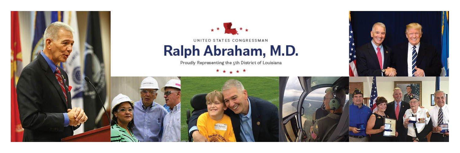 Rep. Ralph Abraham