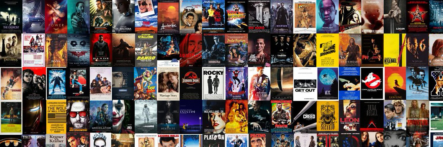 A page dedicated to movies - both old and new. Follow us for interesting content! #FilmTwitter.