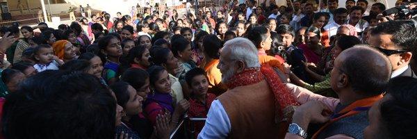 narendramodi_in Profile Banner