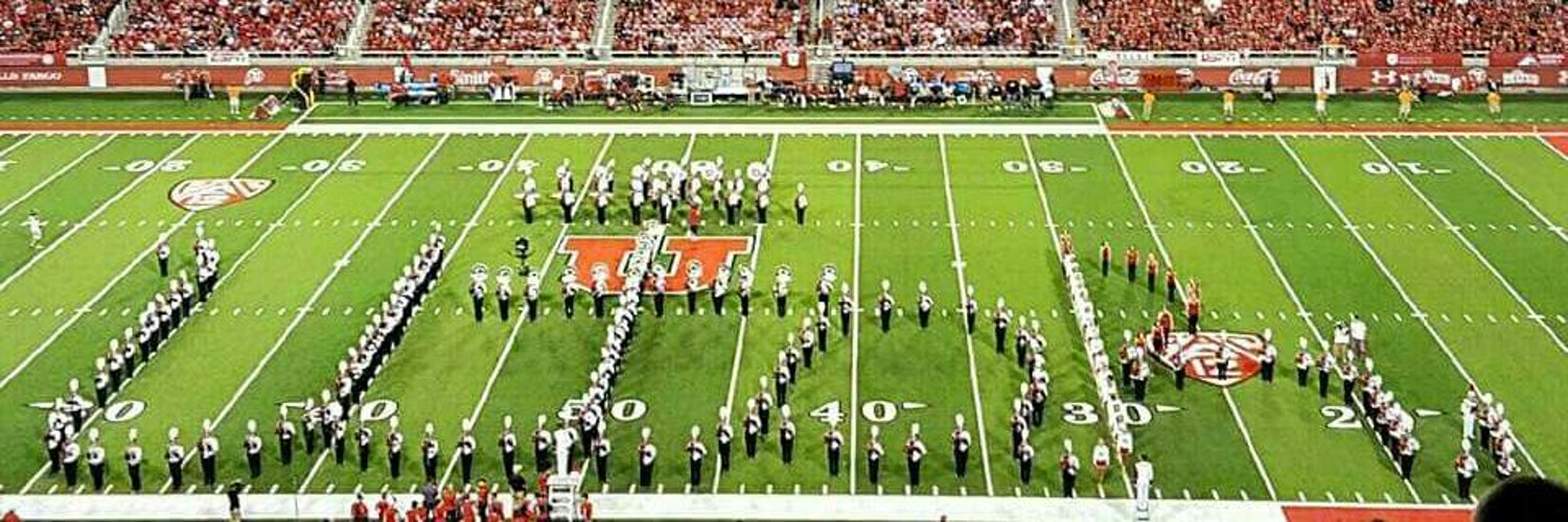 Official Twitter for the University of Utah Marching Band. Go Utes! Instagram & Snapchat: @marchingutes #PrideOfUtah #MarchingUtes