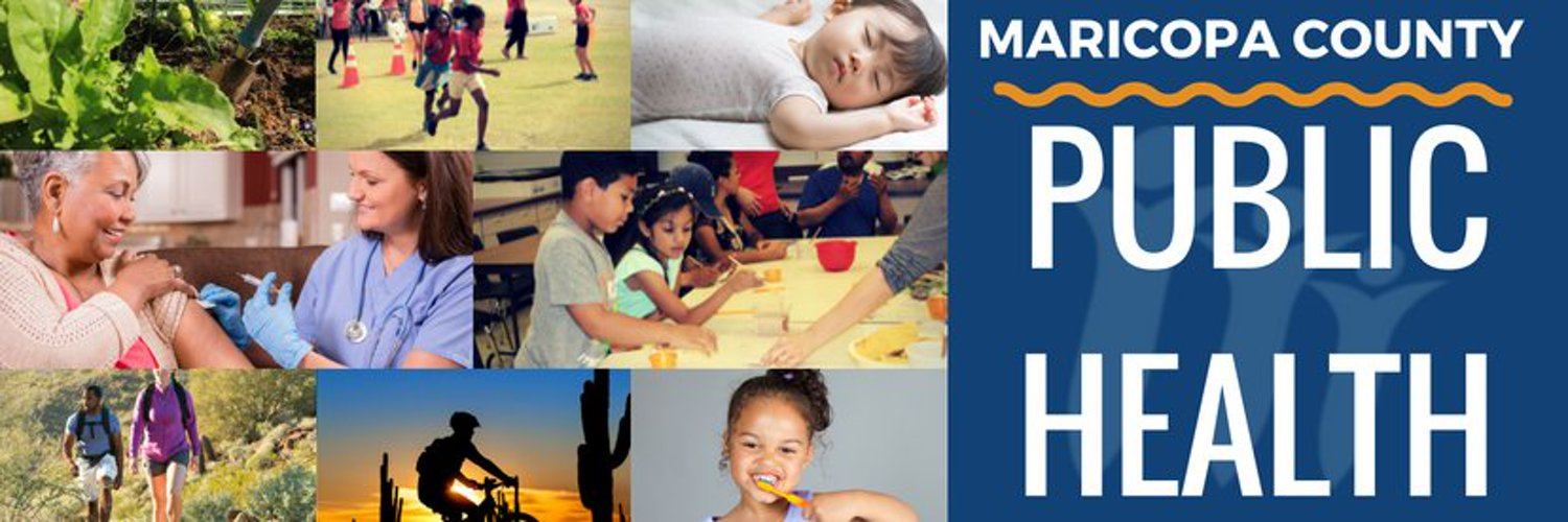 Maricopa County Public Health serves over 4 million residents here in the Phoenix metro area.