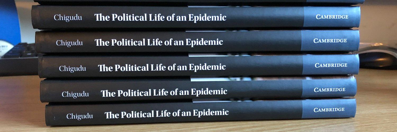 Associate Professor of African Politics, University of Oxford. New book: 'The Political Life of an Epidemic' (Cambridge University Press, 2020).
