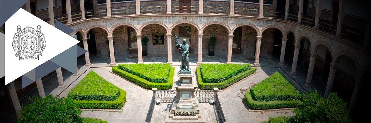 Universidad Michoacana de San Nicolás de Hidalgo's official Twitter account