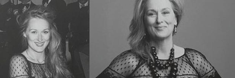 Curiosidade: A estreia da Meryl Streep no cinema, em 1977, foi num filme protagonizado pela Jane Fonda e Vanessa Redgrave: Julia.