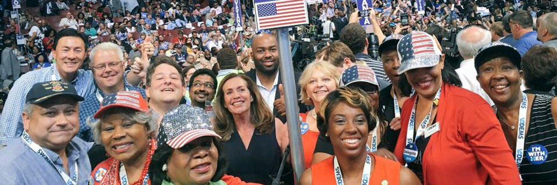 Susan Swecker is Chairwoman of the Democratic Party of Virginia (@vademocrats).