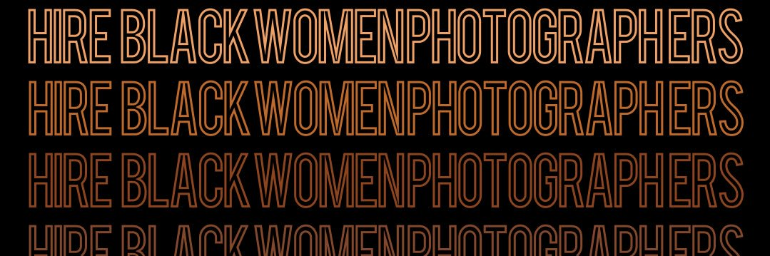 I think @BlkWomenPhoto can hit 3K on Instagram by the end of this month. Help make it happen:… https://t.co/26Tus28l0D
